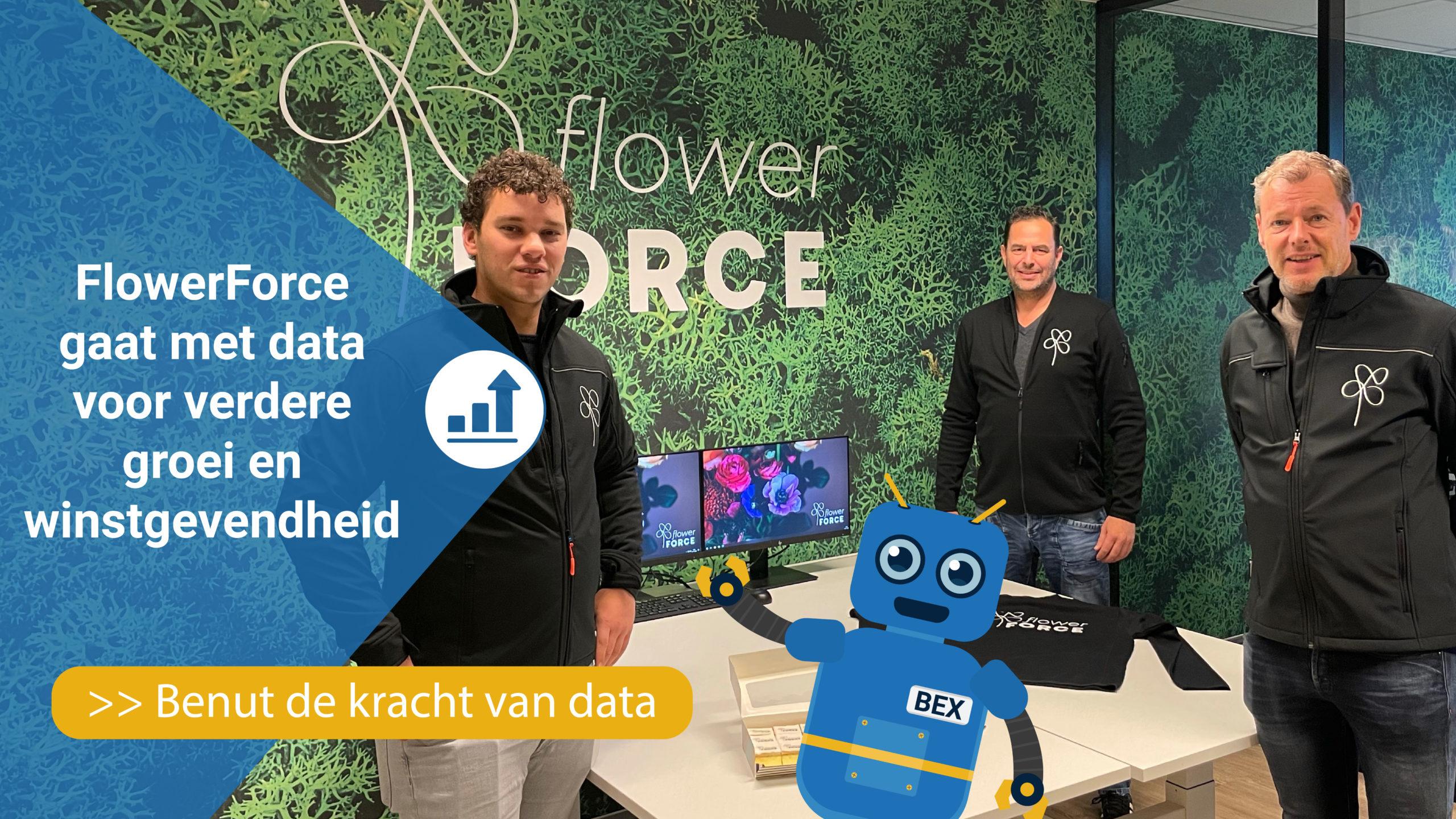 FlowerForce Data